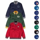 NFL 1/4 Zip Throwback Team Color Nylon Pullover Jacket by Mitchell $71.99 USD on eBay