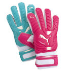 Puma EvoPower Grip 4 Goalkeeper Gloves Tricks Pink/Blue 04098310