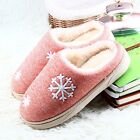 Women Man Couple Warm Slippers Sheep Lovers Home Indoor Plush Big Size Christmas