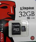 Kingston16GB 32GB 64GB Micro SD mit Adapter SDHC SDXC Class10 Speicherkarte TF günstig