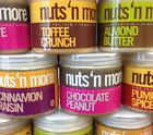 Nuts 'N More Almond & Peanut Butter Spread Protein 454g *All Flavours*