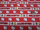 HELLO KITTY--SCRUB HAT / MEDICAL--YOUR CHOICE IN STYLE