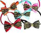 Pet Small Dog Halloween Bowties Puppy Cat Neclace Collar Neck Bow Ties Grooming