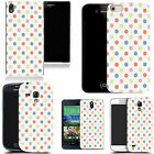 hard durable case cover for iphone & other mobile phones - multi populous