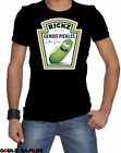 Rick and Morty Pickle Rick Funny TV unisex T-Shirt Heinz Adult New