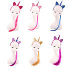 Kid Unisex Colorful Wig Little Pony Braids Headband Wig Halloween Party Cosplay