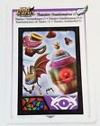Choose Kid Icarus Uprising AKDP Rare SILVER WING Cards From: 13 to 88 PANINI