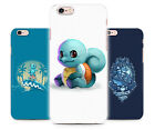 Squirtle Pokemon Go Water Wartortle Cute Phone Cover Case For Apple iPhone