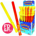24 Bubble Swords & Wands - Toy Loot/Party Bag Fillers Wedding/Kids Gift Present