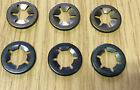 Starlock Washers Uncapped 8mm & 6.3mm