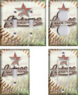 MLB Houston Astros - Light Switch Covers Home Decor Outlet on Ebay