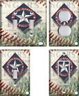 MLB Texas Rangers - Light Switch Covers Home Decor Outlet on Ebay