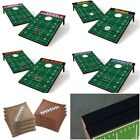 NFL Football Tailgate Toss Bean Bag Set Cornhole Baggo Game Choose Your Team NEW