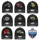 New Era London NFL Games 2017 39THIRTY™ Flexi-Fit Cap Ravens Dolphins Jaguars