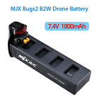 1pcs 7.4V 25C 1800mAh LiPo Battery for MJX Bugs2 B2W RC Drone Extra Replacement