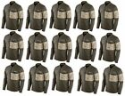 Mens NFL 2017 Salute to Service Hybrid 1/2 Zip Jacket (Several Teams)