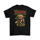 adult funny game - Legend of Zelda Zombie T-Shirt Unisex Cotton Adult Funny Nintendo Link Game New