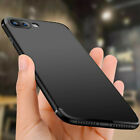3D Matte Shockproof Slim Soft Rubber Silicone Cover for iPhone 8 Plus Case Shell