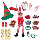 Naughty Christmas Elf Accessories & Fancy Dress Costume Accessories