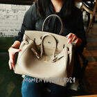 20/25/30/35CM High Quality WOMEN TOGO HANDBAG BK STYLY REAL LEATHER BAG