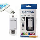 16/32/64G USB i-Flash Drive U Disk 8pin Memory Stick For iPhone7 iPad4/5 iPhone8