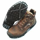 Snowtrax Ice Snow Anti Slip Spikes Grips Grippers Crampon Shoes Boots Overshoe