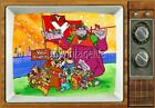 "Laff-A-Lympics TV Fridge MAGNET 2"" x 3"" art SATURDAY MORNING YOUR CHOICE 1-4"