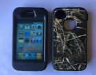 BRAND NEW Defender Camo Case W/ Built in Screen Protector For iPhone 4 or 4S