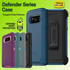 Defender Case for Samsung Galaxy S5 S6 S7edge S8 S8+ note 8 (Belt Clip)