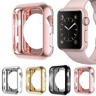 Apple Watch Series 3/2/1 TPU Bumper iWatch Protector Case Cover 38/42mm