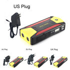 18000mAh 4USB Portable Car Jump Starter Pack Booster Charger Battery Power Bank