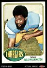 1976 Topps #38 Russ Washington Chargers EX/MT $5.0 USD