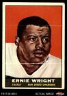 #171 Ernie Wright Chargers VG $3.25 USD on eBay