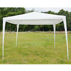 Sides without Tent White Waterproof 3 x 3m Foldable