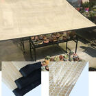 Outdoor Patio Square Sun Sail Shade Cover Canopy Top Awning Shelter Garden