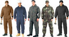 Cold Weather Heavy Duty Insulated Coveralls Jumpsuit Snow Work Suit