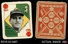 1951 Topps Red Back #27 Wally Westlake Pirates EX/MT