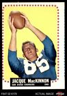 1964 Topps #167 Jacque MacKinnon Chargers GOOD $7.5 USD on eBay