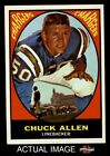 1967 Topps #129 Chuck Allen Chargers NM/MT $54.0 USD on eBay