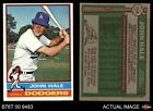 1976 Topps #228 Dodgers NM