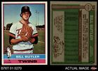 1976 Topps #619 Twins NM