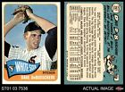 1965 Topps #297 Dave DeBusschere White Sox EX MT
