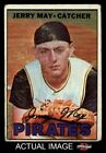 1967 Topps #379 Jerry May Pirates FAIR