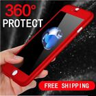 Original 360 Full Body Slim Hard Protector Skin Case Cover For iPhone 6 7 plus K