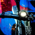 Mini Hornit Light & Sound - bike, bicycle, horn, lights, safety
