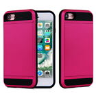 Shockproof Wallet Credit Card Holder Case Cover for Apple iPhone X 8 7 6s & Plus