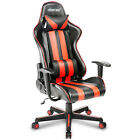 Merax High Back Ergonomic PU Leather Office Chair Racing Car Chair Gaming Chair