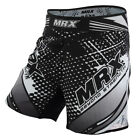 MRX MMA Training Shorts Grappling UFC Cage Fight Stretch Penals Fight Trunks New