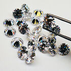 CUBIC ZIRCONIA LOOSE STONES 5 A - AAAAA WHOLESALE 10-20 - EACH SIZES LOT