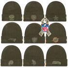 New Era Men's NFL Salute to Service Military Armed Forces Team Knit Hat America
